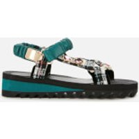 Kurt Geiger London Kurt Geiger London Women's Orion Flat Sandals - Multi/Other - UK 3