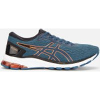 Asics Men's Running GT-1000 9 Trainers - Grand Shark/Pure Bronze - UK 8