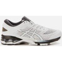 Asics Women's Running Gel-Kayano 26 Trainers - White/Black - UK 3