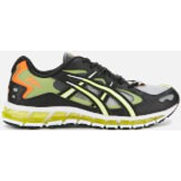 Asics Men's Gel-Kayano 5 360 Trainers - Black/Safety Yellow - UK 9