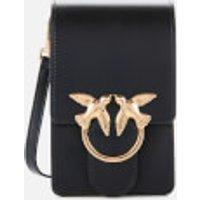 Pinko Women's Love Smart Cross Body Bag - Black