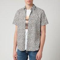 BOSS Hugo Boss Men's Rash Shirt - White - L