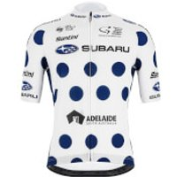 Santini 2020 Tour Down Under King of The Mountains Jersey - M