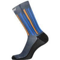 Santini 2020 Tour Down Under Event Socks - XS