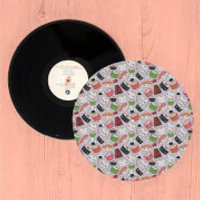Kawaii Sushi Time Turntable Slip Mat - Kawaii Gifts