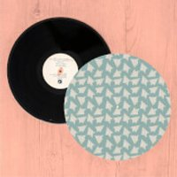 Paper Planes Turntable Slip Mat - Planes Gifts