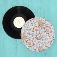 Watercolour Pretty Turntable Slip Mat