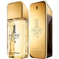 Paco Rabanne 1Million Limited Edition Bundle (Worth PS131.50)