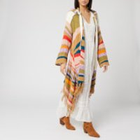 Free People Women's Beach Cardigan Combo - Neutral Combo - S