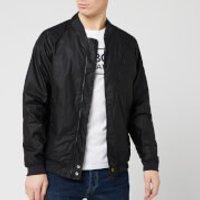 Barbour International Men's Glendale Wax Jacket - Black - M