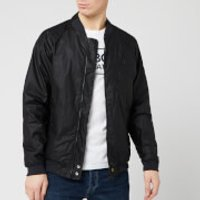 Barbour International Men's Glendale Wax Jacket - Black - XL