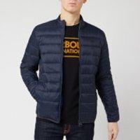 Barbour International Men's Reed Quilt Jacket - Navy - L