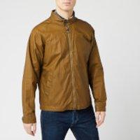 Barbour Men's Ender Wax Jacket - Sand - L