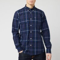 Barbour Men's Sandwood Shirt - Inky Blue - S