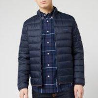 Barbour Men's Penton Quilt Jacket - Navy - S