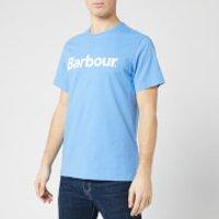 Barbour Men's Logo T-Shirt - Delft Blue - M