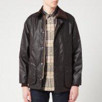 Barbour Heritage Men's Bedale Wax Jacket - Rustic - L