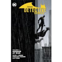 DC Comics Batman Detective Comics Hard Cover Vol. 09 Gordon at War
