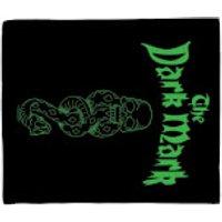 Harry Potter Dark Mark Fleece Blanket - Blanket Gifts