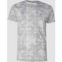 Training Grid T-Shirt - White - XS