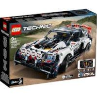 LEGO Technic: App-Controlled Top Gear Rally Car (42109)