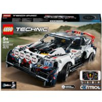 LEGO Technic: App-Controlled Top Gear Rally Car (42109) - Top Gear Gifts