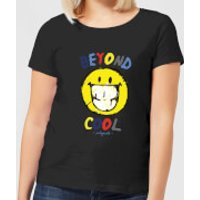 Beyond Cool Women's T-Shirt - Black - XL - Black