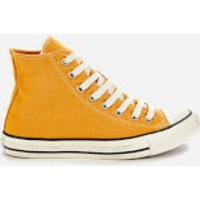 Converse Men's Chuck Taylor All Star Hi-Top Trainers - Sunflower Gold/Egret/Black - UK 7