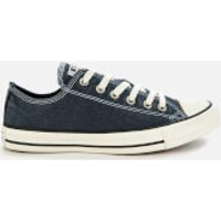 Converse Men's Chuck Taylor All Star Ox Trainers - Navy/Egret/Black - UK 10