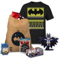 DC Comics Batman Officially Licensed Christmas Bundle - S