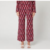 KENZO Women's Pyjamas Pant - Midnight Blue - UK 6/EU 36
