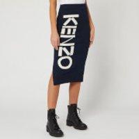 KENZO Women's Kenzo Sport Tube Skirt - Midnight Blue - M