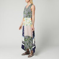 See By Chloe Women's Patch Maxi Dress - Multicolour - EU 36/UK 8