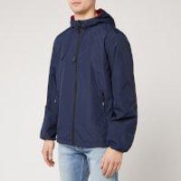 KENZO Men's Reversible Windbreaker Jacket - Midnight Blue - L