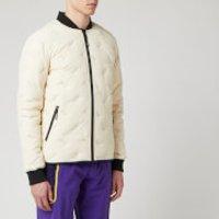 KENZO Men's Reversible Light Down Jacket - Ecru - S