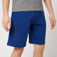 KENZO Men's Technical Mesh Shorts - Navy Blue - M