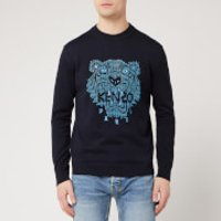 KENZO Men's Tiger Jumper - Midnight Blue - XL