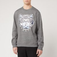 KENZO Men's Classic Tiger Sweatshirt - Anthracite - M
