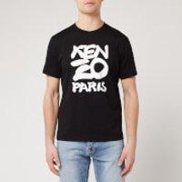 KENZO Men's Mermaid T-Shirt - Black - L