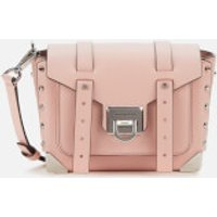 MICHAEL MICHAEL KORS Womens Manhattan Small Messenger Bag - Smokey Rose