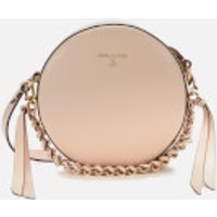 MICHAEL MICHAEL KORS Women's Delancey Mad Circle Cross Body Bag - Soft Pink