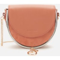 shop for See By Chloé Women's Mara Shoulder Bag - Cheek at Shopo