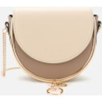 shop for See By Chloé Women's Mara Shoulder Bag - Motty Grey at Shopo