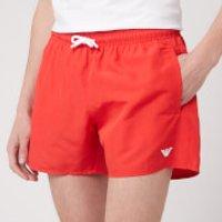 Emporio Armani Men's Classic Swim Shorts - Fiamma - 52/L