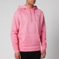 HUGO Men's Derraine Hoody - Bright Pink - XL