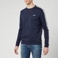 HUGO Men's Doby202 Sweatshirt - Dark Blue - S