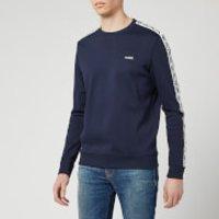 HUGO Men's Doby202 Sweatshirt - Dark Blue - XL