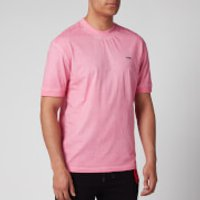 HUGO Men's Donight T-Shirt - Bright Pink - M