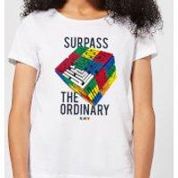 Surpass The Ordinary Women's T-Shirt - White - XS - White