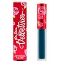 Lime Crime Matte Velvetines Lipstick (Various Shades) - Peacock